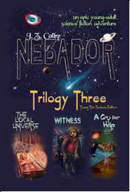 Trilogy Three front cover