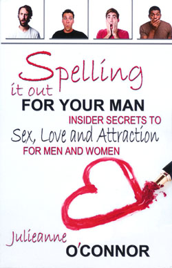 Spelling it out For Your Man: Insider Secrets to Sex, Love and Attraction for Men and Women